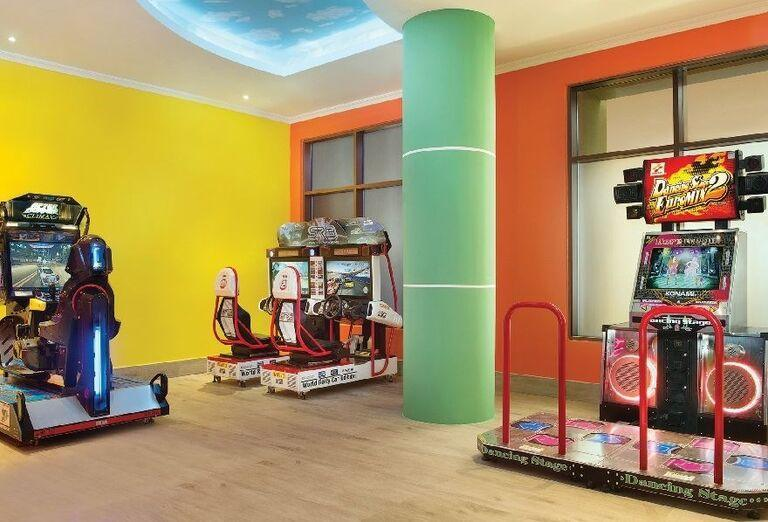 Herňa pre deti v hoteli Doubletree by Hilton Resort & Spa Marjan Island