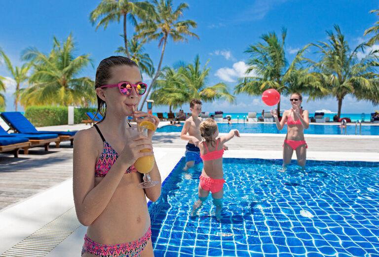 HOTEL MEERU ISLAND RESORT ****+ F