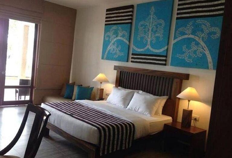 Izba v hoteli Suriya Luxury Resort