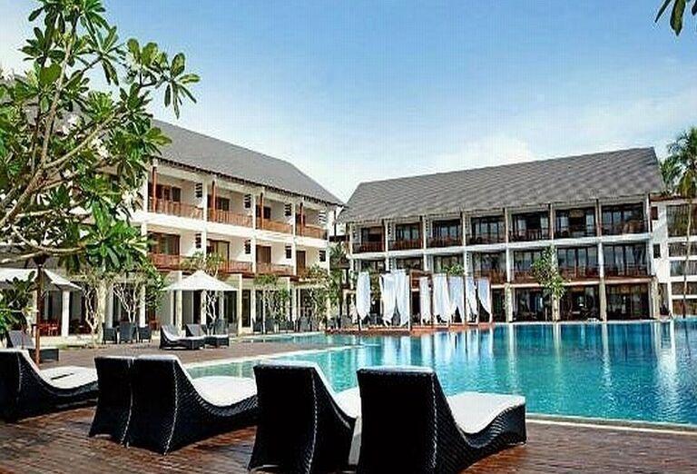 Relax pri hoteli Suriya Luxury Resort