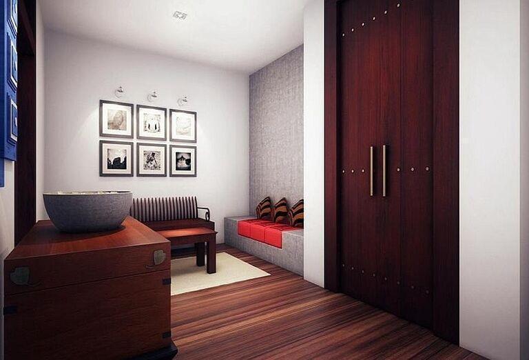 Interiér hotela Suriya Luxury Resort