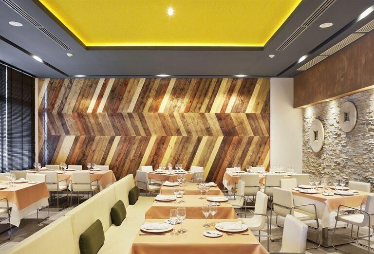 Reštaurácia v hoteli Ocean Vista Azul by H10