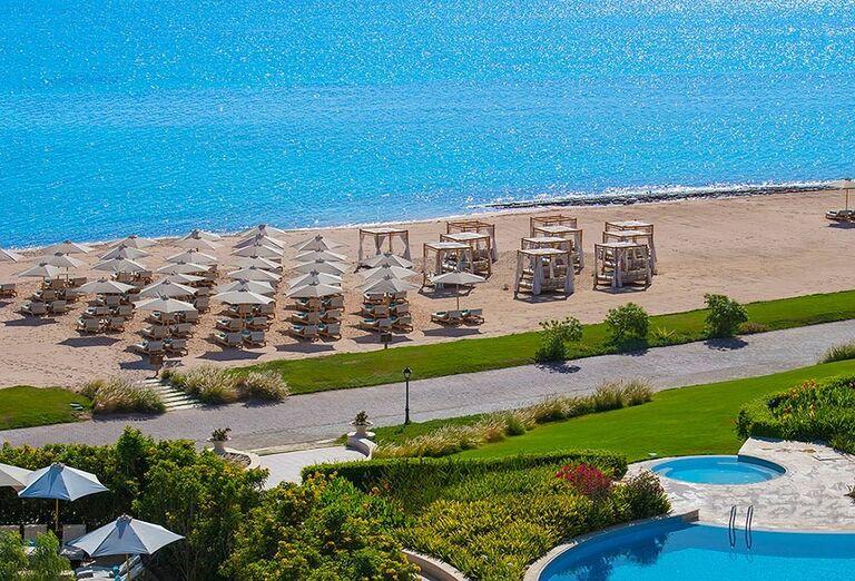 Pláž Hotel Baron Palace Sahl Hasheesh ******