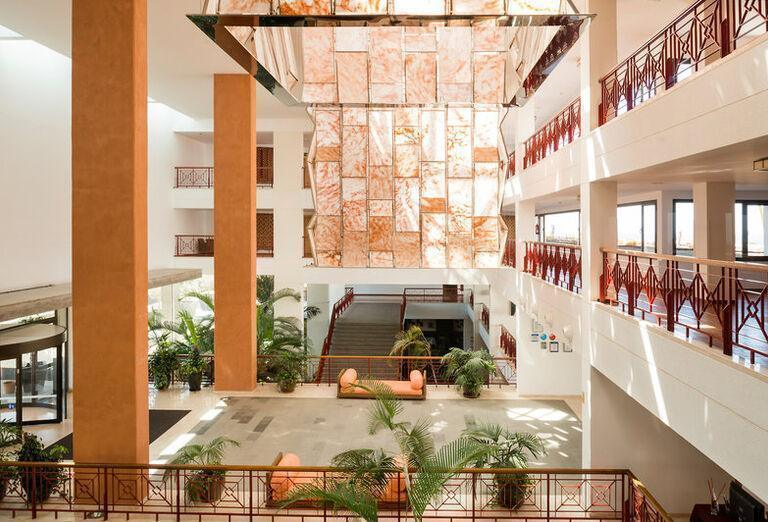 Costa Calero Talaso & Spa - interiér hotela