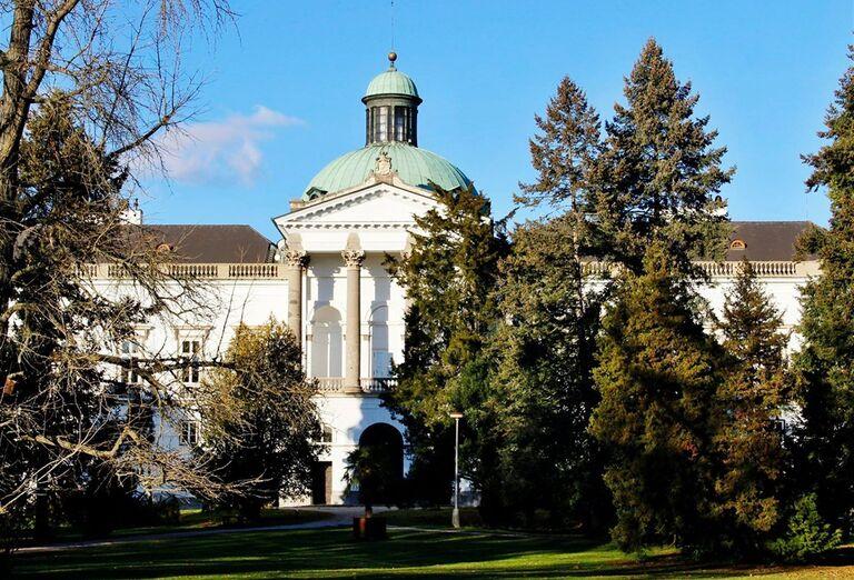 Ostatné Kremnica, Slovenská Ľupča, kaštieľ Topoľčianky