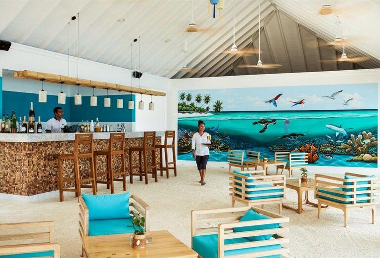 Ostatné Hotel Sun Siyam Olhuveli *****