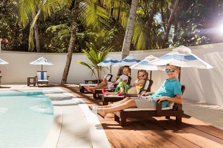 Vodný svet Hotel Sun Siyam Olhuveli *****