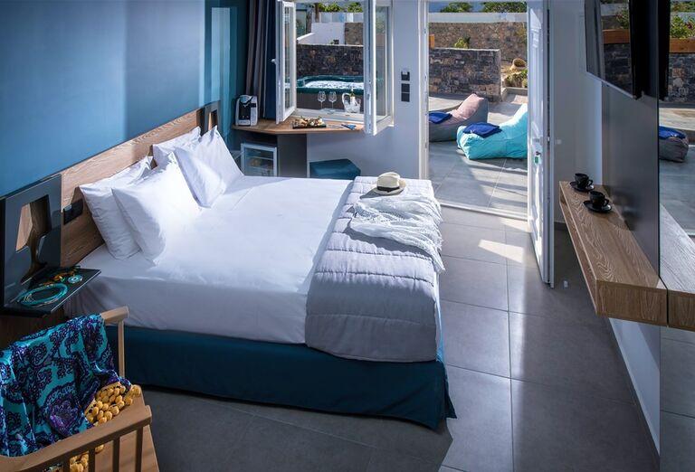 Ubytovanie Hotel Infinity Blue ****