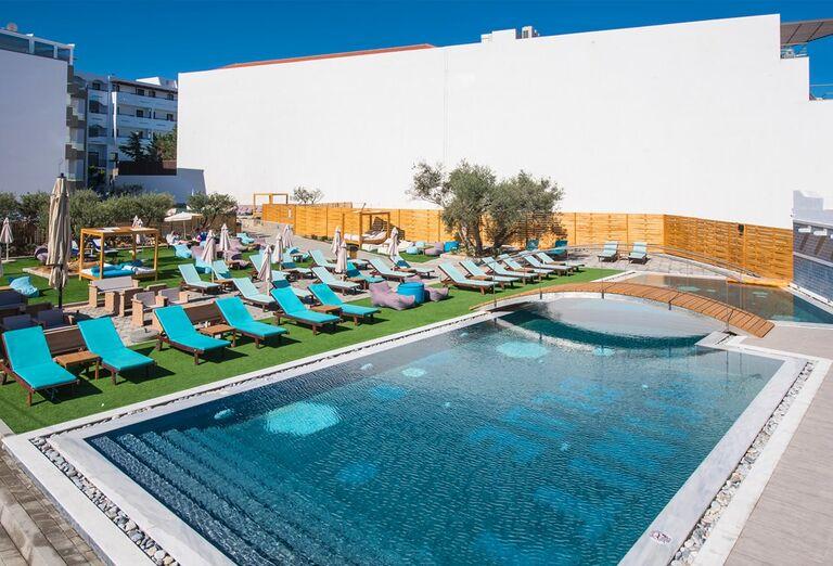 Vodný svet Hotel Infinity Blue ****
