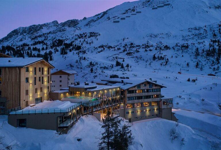 Ostatné Hotel Das Kohlmayr *****