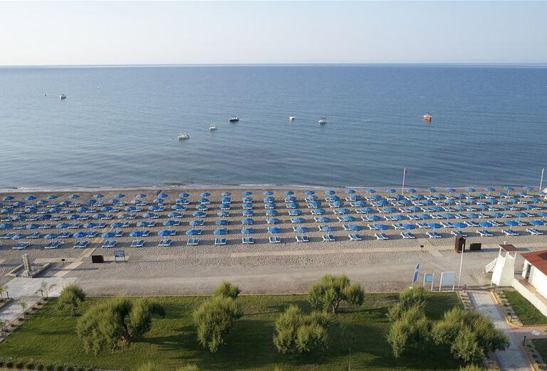 Pláž Hotel Lindos Princess *****