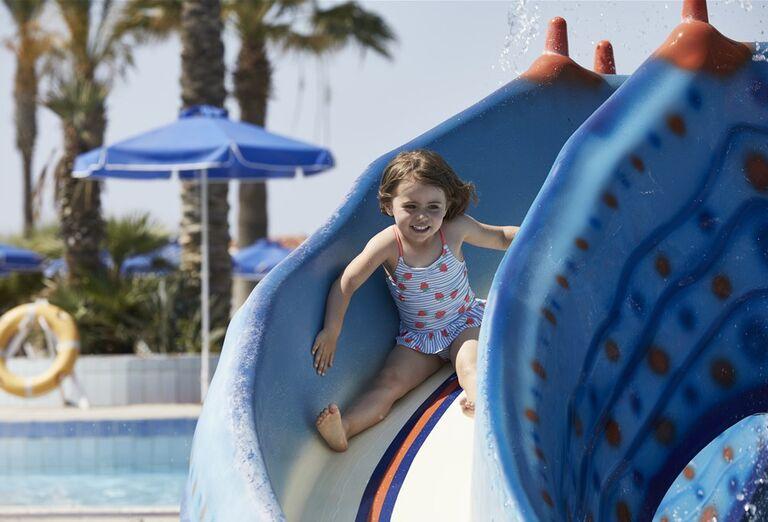 Vodný svet Hotel Lindos Princess *****