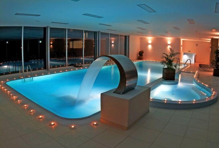 Bazén, wellness hotel Park, Piešťany, Slovensko