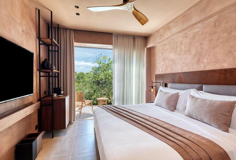 Ubytovanie Hotel Domes of Corfu *****