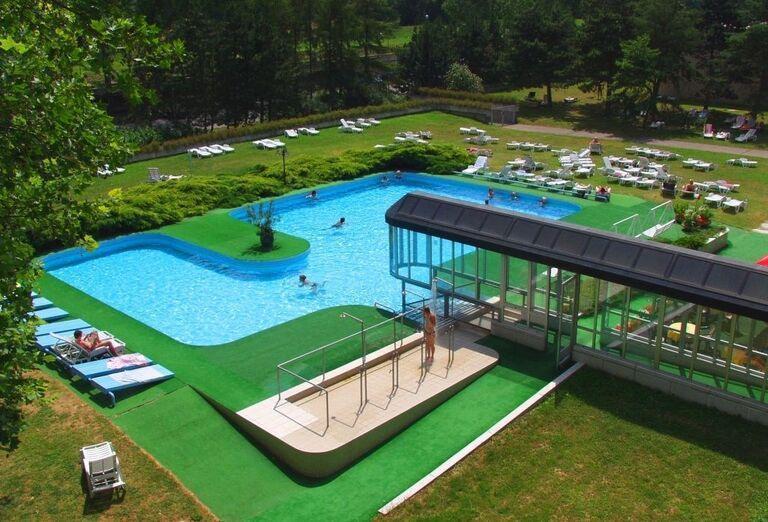 Bazén, Splendid, Piešťany, Slovensko
