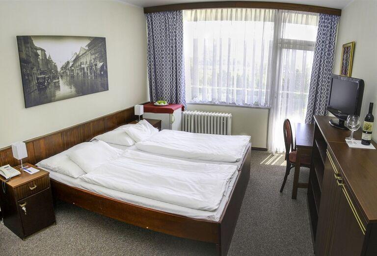 Izba v kúpeľnom hoteli Spa Hotel Grand