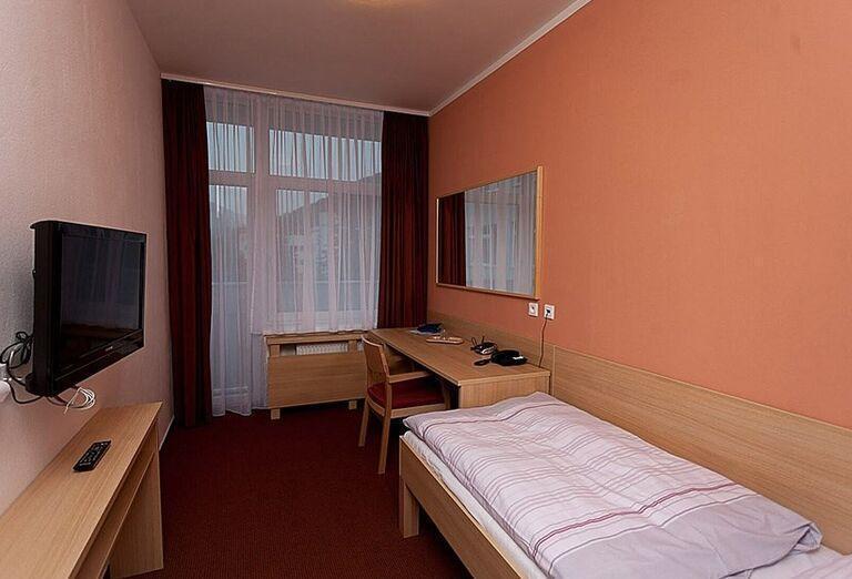Izba kúpeľného hotela Pax