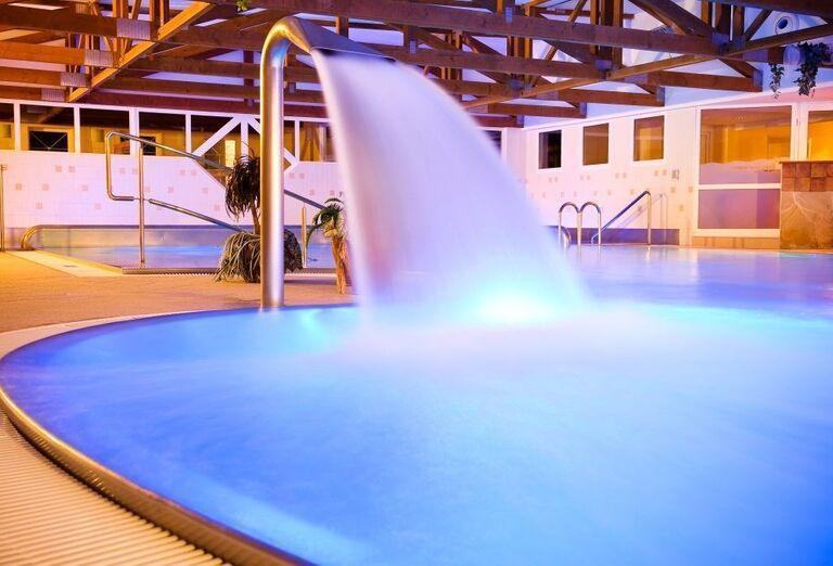 Bazén, Hotel Flóra, Trenčianske Teplice