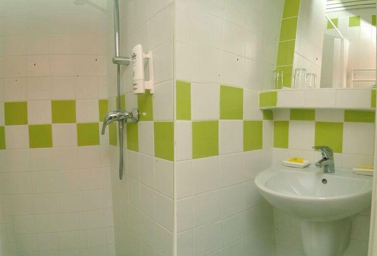 Kúpeľňa, Hotel Flóra, Trenčianske Teplice
