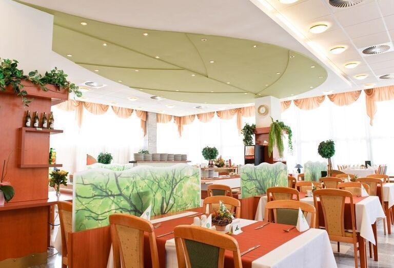 Reštaurácia, Hotel Flóra, Trenčianske Teplice