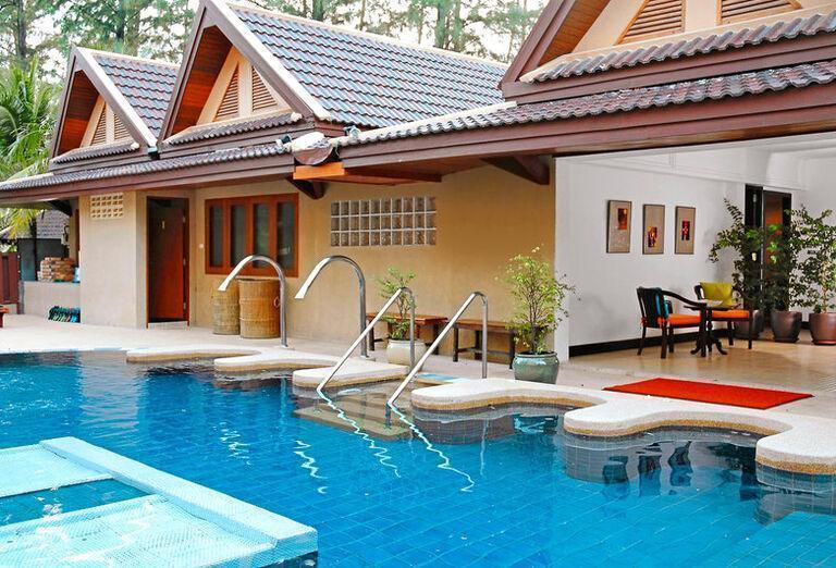 Hotel Best  Western Premier Bangtao Beach Spa **** WEL
