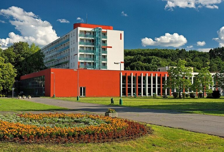 Exteriér, Hotel Rubín, Dudince, Slovensko