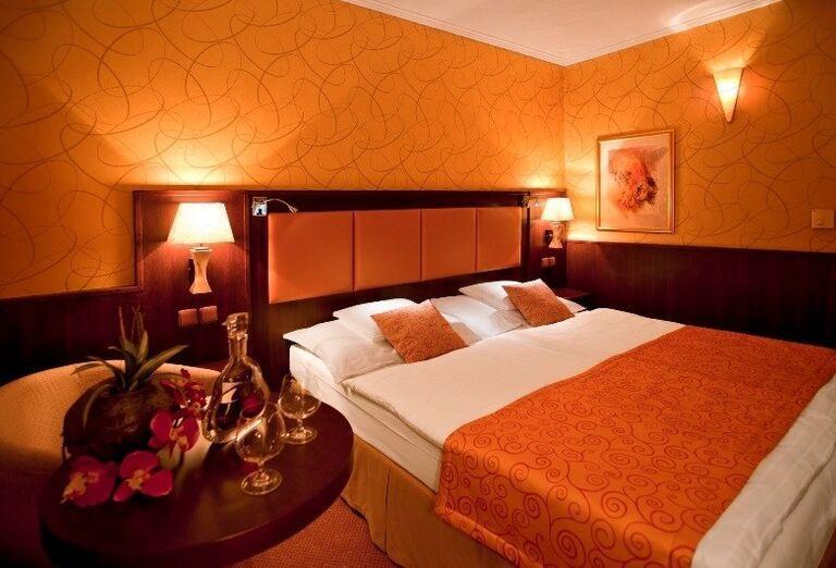 Izba executive, Hotel Kaskády, Sliač