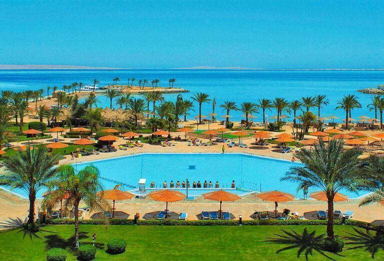 Continental Hotel Hurghada - hotelový bazén