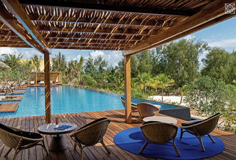 Zuri Zanzibar Hotel & Resort ***** TE