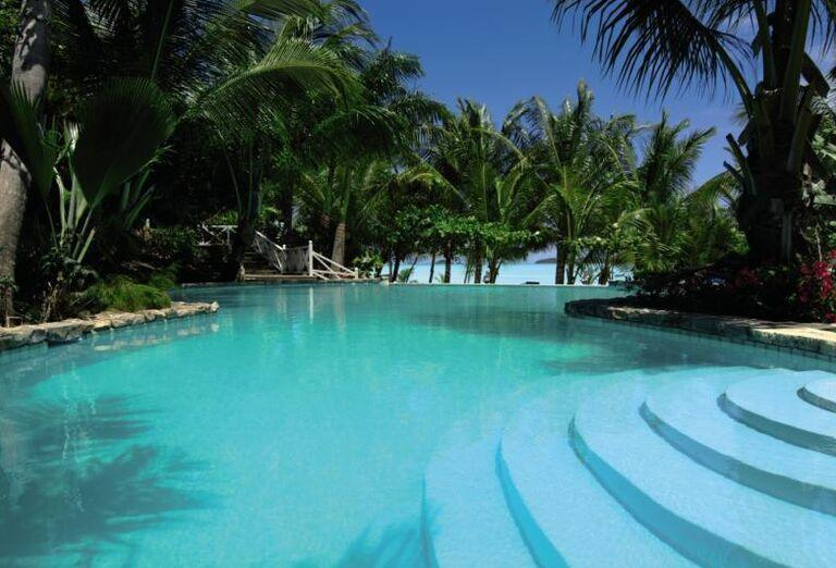 Cocos Hotel - hotelový bazén