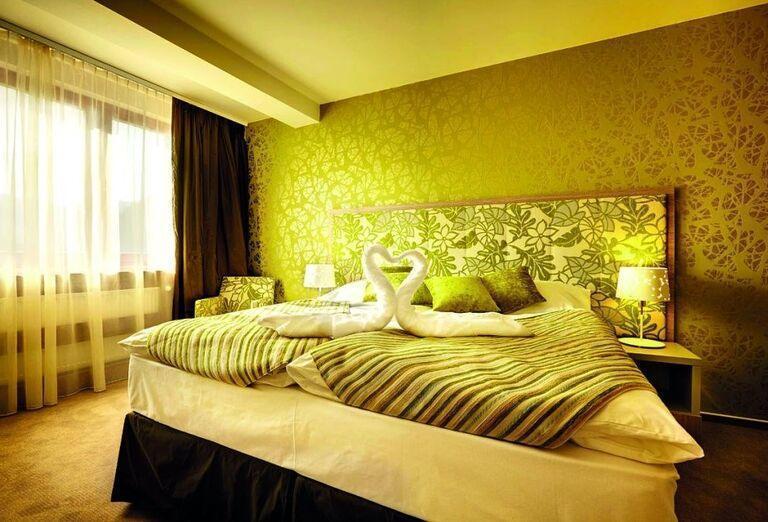 Ubytovanie v hoteli Bystrá