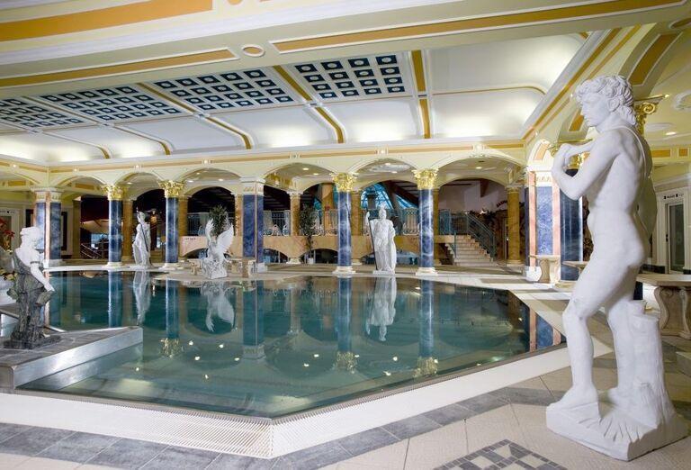 Bazén, Aphrodite Palace, Rajecké Teplice