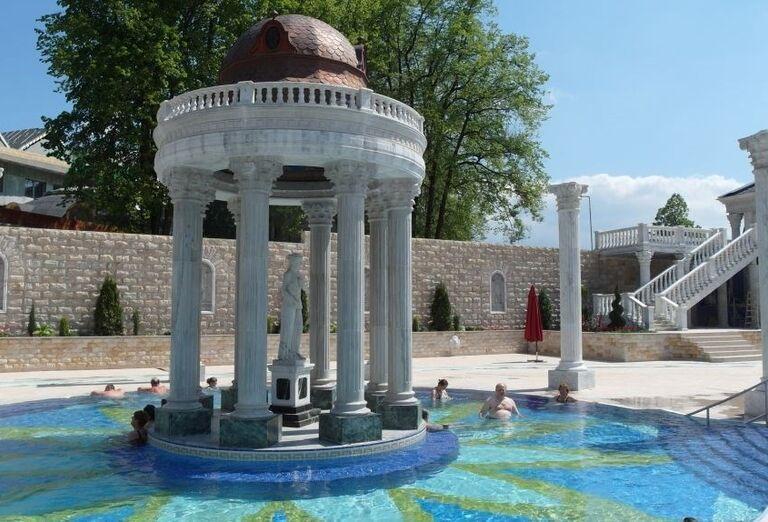 Relaxačný bazén, Aphrodite Palace, Rajecké Teplice
