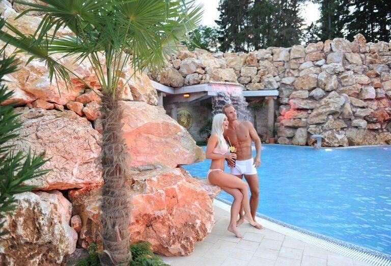 Bazén, Hotel Aphrodite Palace, Rajecké Teplice