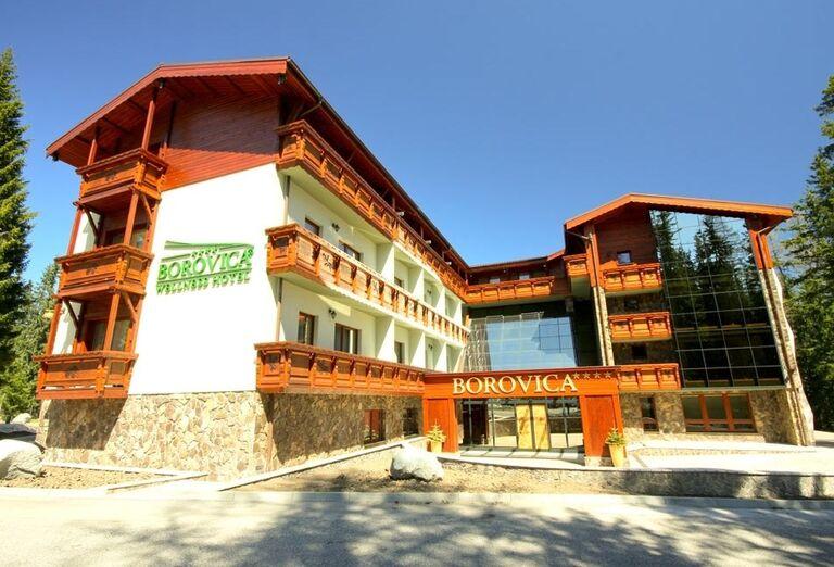 Wellness Hotel Borovica, Štrbské Pleso