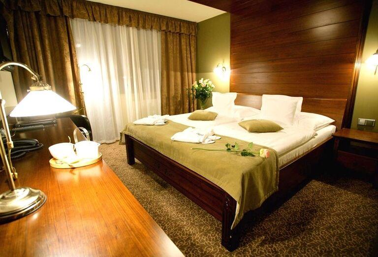Izba Classic, Wellness Hotel Borovica, Štrbské Pleso