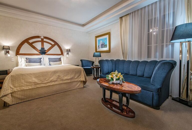 Izba v hoteli Royal Palace