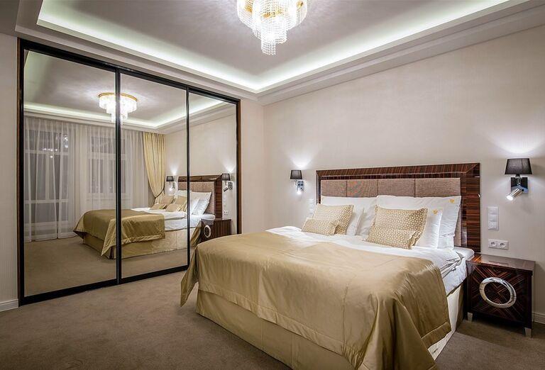 Ubytovanie v hoteli Royal Palace