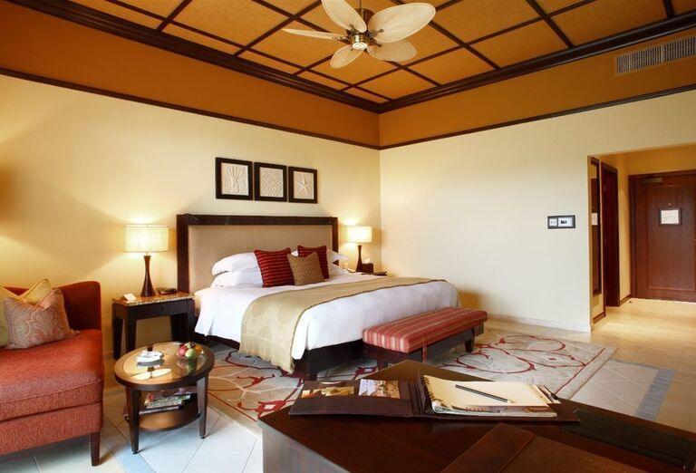 Izba v hoteli Waldorf Astoria Dubai Palm Jumeirah