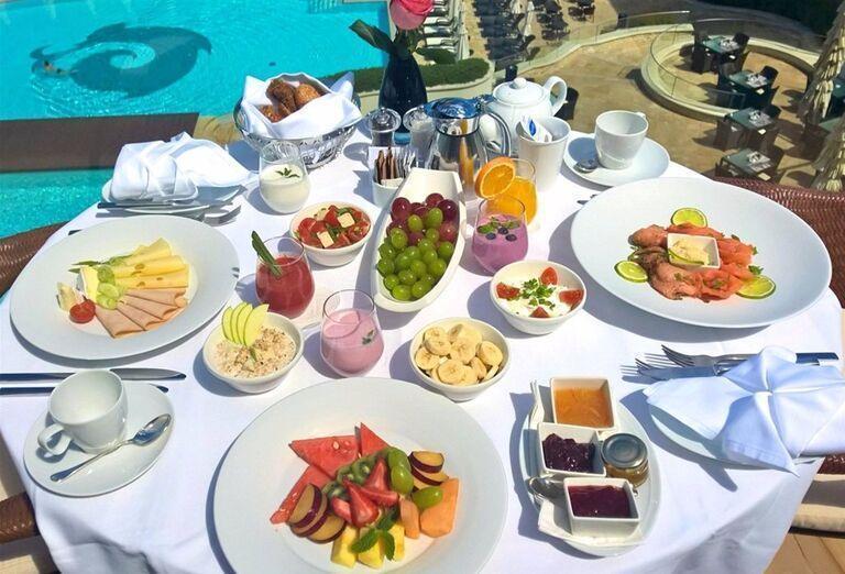 Občerstvenie - Kempinski Hotel Adriatic