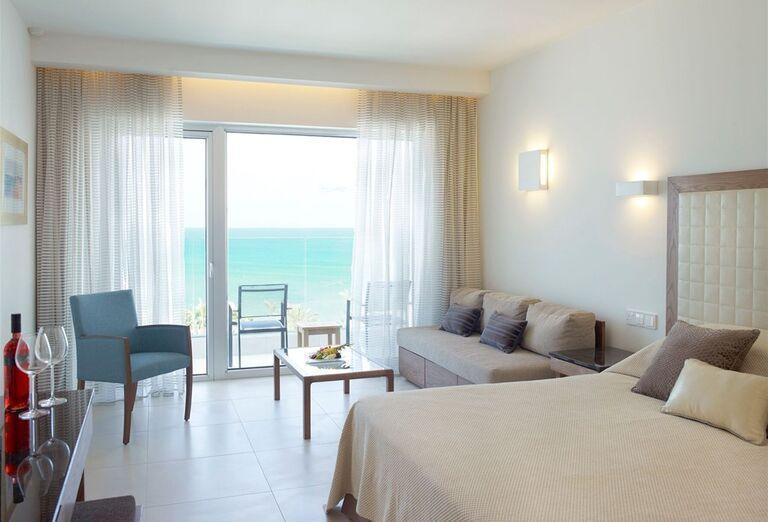 Izba v hoteli Sunrise Pearl Resort Spa