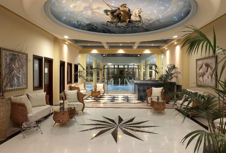 Interiér hotela Atrium Palace Thalasso Spa & Villas