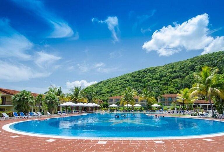 Memories Jibacoa Resort - hotelový bazén