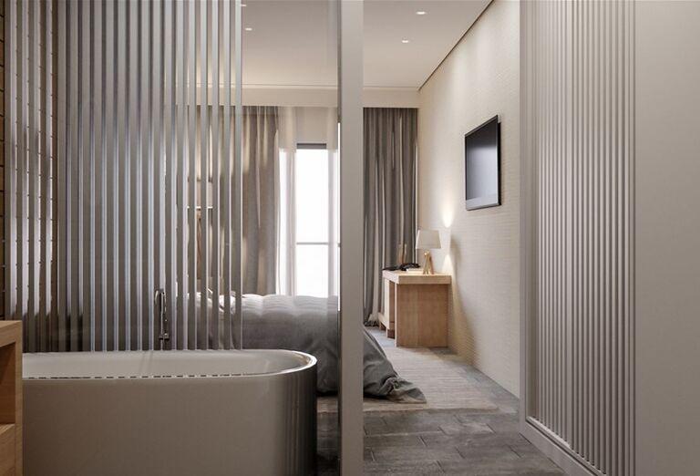 Ostatné Hotel Ikones Seafront Luxury Suites *****