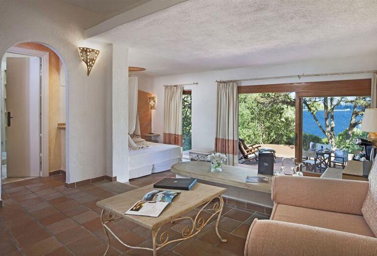 Ubytovanie v rezorte Valle Dell ´Erica Thalasso & Spa