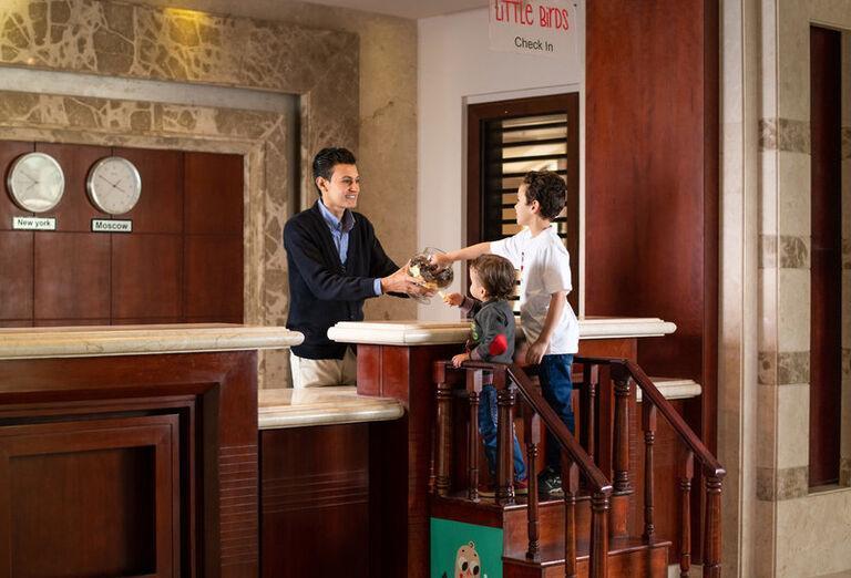 Mövenpick Resort & Spa Soma Bay BA