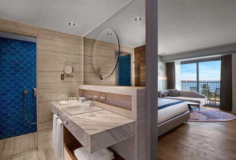 Luxusná izba v hoteli Barut Acanthus & Cennet