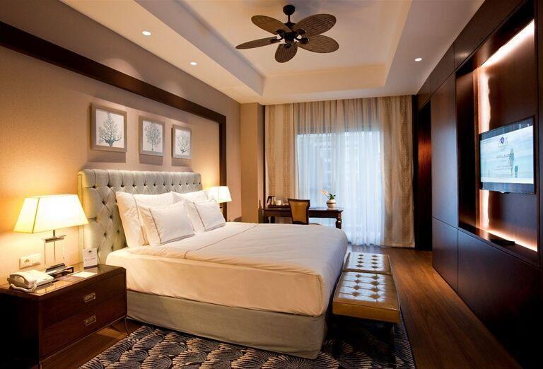 Izba v hoteli Kaya Palazzo Golf Resort