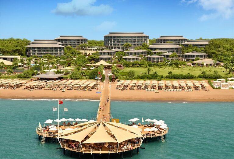 Ostatné Hotel Calista Luxury Resort *****