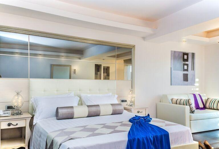 Ubytovanie na izbe v hoteli The Lesante Luxury Hotel & Spa